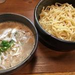 京都つけ麺のパイオニア!つけ汁は4種類から選べます!「京都千丸しゃかりき」