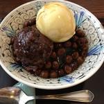 【京都銀閣寺スグ】あの豆かんが食べたくなる季節到来!ひっそりと佇む穴場甘味処☆「喜み家」
