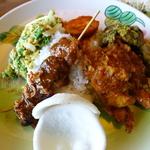 バリへプチトリップ~♪アジアンリゾート気分で本格的なバリ&タイ料理を~!!「熱帯食堂」