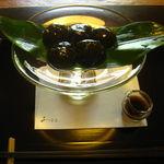【京都下鴨】賞味期限20分間の絶品わらび餅必食!涼やかな設えのお座敷でいただく☆「茶寮宝泉」【和菓子】