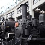 展示車両は圧巻の53台!0系新幹線、動くSL、魅力たっぷり!梅小路の「京都鉄道博物館」