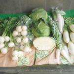 【祝1周年!】 新鮮・安心!無農薬・減農薬のお野菜も揃う!四条烏丸を南へ「八百屋みどりなす」