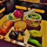 一汁三菜から始まる、日本酒がすすむ料理の数々!ビブグルマン選出店の「御食事処乃 福松」@四条烏丸