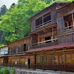 フォトジェニックな原風景。木造倉庫群、北山杉の里「中川」を歩く。