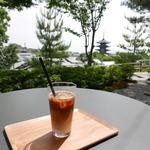 京都市内を一望できる最高のロケーション!!高台寺に気持ちの良いカフェ「SLOW JET COFFEE」