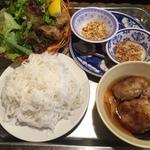 【四条烏丸】オフィス街のいつも行列人気店!暑い季節はやっぱりこれ☆ベトナム料理「コムゴン京都」