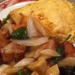 リーズナブルでボリューム大!!家庭的でうまい!「中国料理 志成園」@五条御前の巻っす