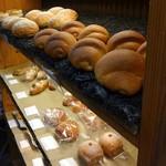 京都パン屋めぐり27  小麦全粒紛パンにこだわりあり!三条会商店街の「panscape (パンスケープ)」