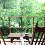 伏見稲荷*エスプレッソバーの次はグリーンを見渡すくつろぎカフェ「Vermillion cafe(バーミリオン カフェ)」【開店】