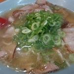 体の芯からポカポカ温まる~!!名物の生姜ラーメン♪☆「麺対軒 」