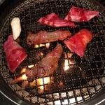 ランチも炭火でジュージュー「炭火和牛焼肉レストラン エルドール」@松ヶ崎の巻っす