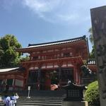 初詣には100万人が訪れる超人気スポット!祇園の街を守る!「八坂神社(ぎおんさん)」