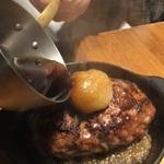 本格ビストロ店の大満足のステーキ&ハンバーグランチ!「WARAKU(ワラク)」@四条柳馬場の巻っす
