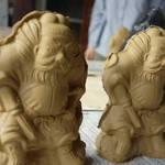 【浅田製瓦工場】マイ鍾馗さんを作ろう!京瓦を作り続ける、最後の窯元へ