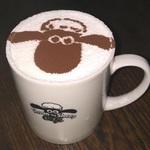 【閉店】京都✖ゆるキャラの和みカフェ!「ひつじのショーン茶屋」@五条若宮にオープン!の巻っす