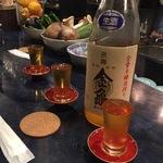 【新店】5月オープン!こんな日本酒飲んだことない!!世界的人気店NOBU出身の凄腕シェフの立ち飲み店「柳小路TAKA」【四条河原町】