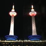 【体験レポ】スマホでここまで撮れる!夜にキラめく京都タワーと京都駅 【まいまい京都】