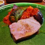 こだわりがバリバリ!平安神宮近くの正統派京野菜イタリアン「チェンチ」