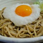 【御所南】シッカリ量の北海道蕎麦粉と使った十割そばが頂ける「とおる蕎麦」