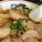 京大近くに移転!昔ながらのシンプルなしょうゆ味「中華そば みみお」@吉田東通りの巻っす