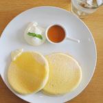 北山*ふんわりパンケーキがメチャうま!ハワイアンな雰囲気もかわいい「The Pancake ROOM(ザ パンケーキルーム)」【カフェ】