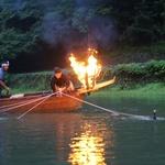 【嵐山】平安時代から続く夏の風物詩、一生の思い出になる体験を!「鵜飼い見物船」