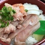 驚愕のメニュー数!ワンコインの具だくさん海鮮丼!三条会商店街「丼丸 京の魚河岸」