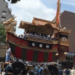 【2016祇園祭ダイジェスト】後祭山鉾巡行、花傘巡行に行ってきました☆
