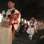 【京都夏の風物詩】深夜続々と山頂をめざす参拝者!2016愛宕神社・千日詣に行ってきました!!「おのぼりやす~おくだりやす~」