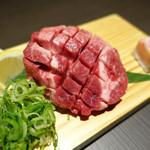 厚切り牛タンはマスト!個室でゆっくり美味しい熟成焼肉を堪能!「熟成焼肉 听 京都駅前店(ポンド)」