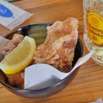 曜日限定!人気鶏肉屋さんが手掛ける立ち飲みスタイル!「堀川鳥岩」