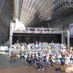 京都駅室町小路広場・秋の風物詩「駅の音楽会 秋 2016」9/18開催【吹奏楽】