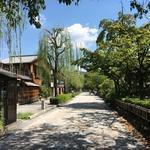 祇園白川の景色をゆったり楽しめるイタリアンカフェ!昼シャンもできる!「ギヲンエッセ」