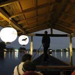 嵐山*「嵐響夜舟」で風流な秋の夜を☆9/27まで!!【イベント】