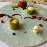 嵐山の路地裏でいただく京フランス料理 「嵐山MITATE」