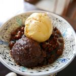 京都で一度は必ず食べて頂きたい逸品!ふっくらつやつやの豆かんが最高です!☆「銀閣寺喜み家」