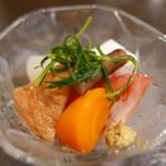 """""""料理は上質、雰囲気は気軽"""" 旬の食材を使った和食を気軽に楽しめるお店☆「旬味きのした」"""