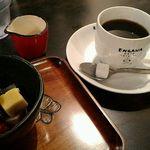 その名の通り縁側でもまったりできる町家カフェ「えんがわカフェ (ENGAWA cafe)」