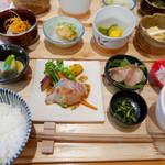 予約必須!!京都の食材を使った一汁ハ菜のランチが大人気!!☆クウカイ☆