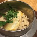 お造りや釜飯など計7品の満足すぎるランチは驚きのコスパ!!「食童箸ずめ」@東洞院六角の巻っす