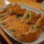 祇園での〆にはサクサクで絶品の一口餃子で決まり!生姜餃子も人気の専門店「ぎょうざ 歩兵」