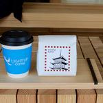 出町柳*東京の人気コーヒーショップ2店舗目はまさかの京都「LIGHT UP COFFEE KYOTO (ライトアップコーヒーキョウト)」【10/22開店】
