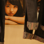 """京都デニムと写真家 藤里氏がコラボ!""""和の美しさとデニムの味を堪能できる写真展"""" を開催中!"""