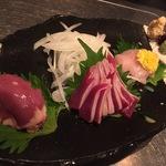 京都祗園の路地裏にある焼き鳥店!鮮度バツグンの京赤地鶏が美味しい☆彡「地鶏専門店かしわ」
