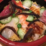 本格お寿司がお手頃価格で!昔ながらの街のお寿司屋さん「桔梗寿司(ききょうずし)」@丸太町油小路の巻っす