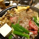 京町家でとってもリーズナブルに炭火のすき焼きが楽しめるお店がニューオープン!「すき焼き炭火居酒屋 北斗」