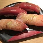 【京都・錦市場】1カン150円から!本格寿司をお手軽に立ち食いスタイルで!「錦のすし屋 英(ひで)」