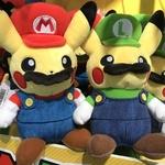 マリオとピカチュウが奇跡のコラボ!可愛すぎて反則!京都限定グッズも多数「ポケモンセンターキョウト」