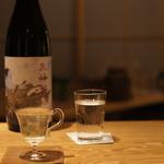 内緒にしておきたい隠れ家日本酒バー!オトナの空間で美味しいお酒を「山帰来(サンキライ)」