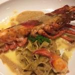 名物のオマール海老は圧巻の美味しさ!カジュアルなフレンチレストラン「ルナールブルー」@烏丸御池